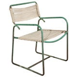 Pair of Walter Lamb Side Chairs