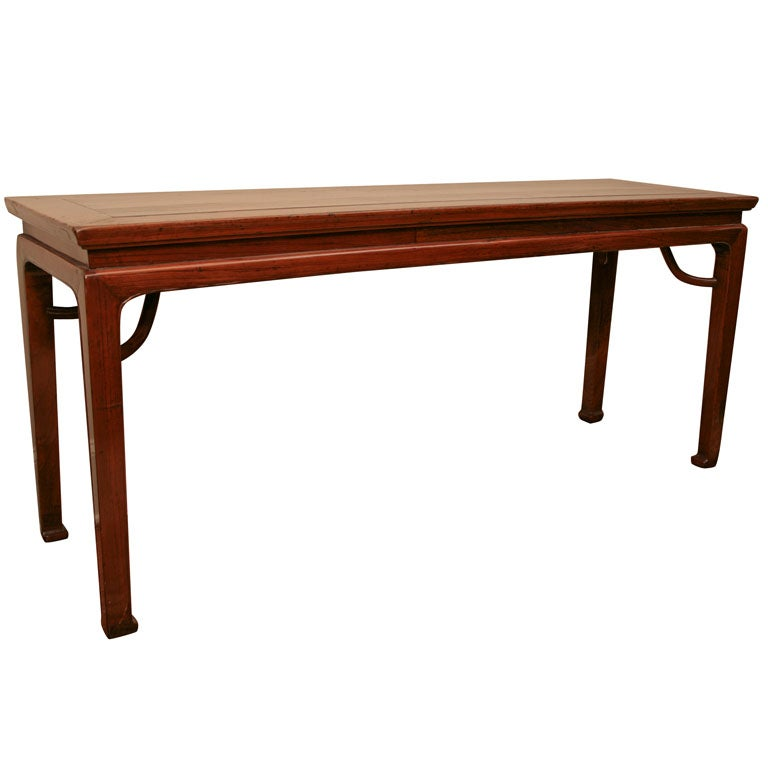 Chinese console table at stdibs