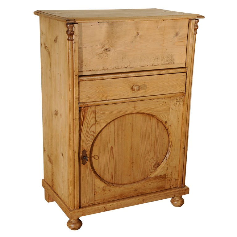 Damaged Kitchen Cabinets For Sale: Lift-top Washstand/Dry Sink At 1stdibs