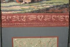 Dufour French Wallpaper Panel Screen, Circa 1815 image 10