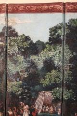 Dufour French Wallpaper Panel Screen, Circa 1815 image 9
