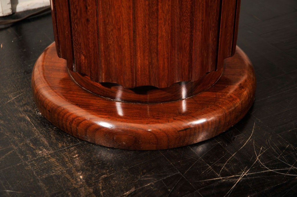 Early 20th Century Mahogany Oval Centre Table For Sale 2