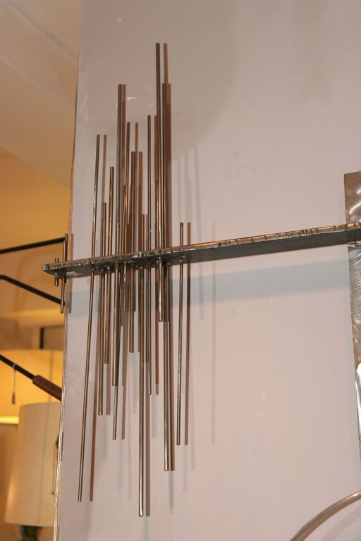 Silas Seandel Mid-Century Modern Abstract Wall Sculpture 3