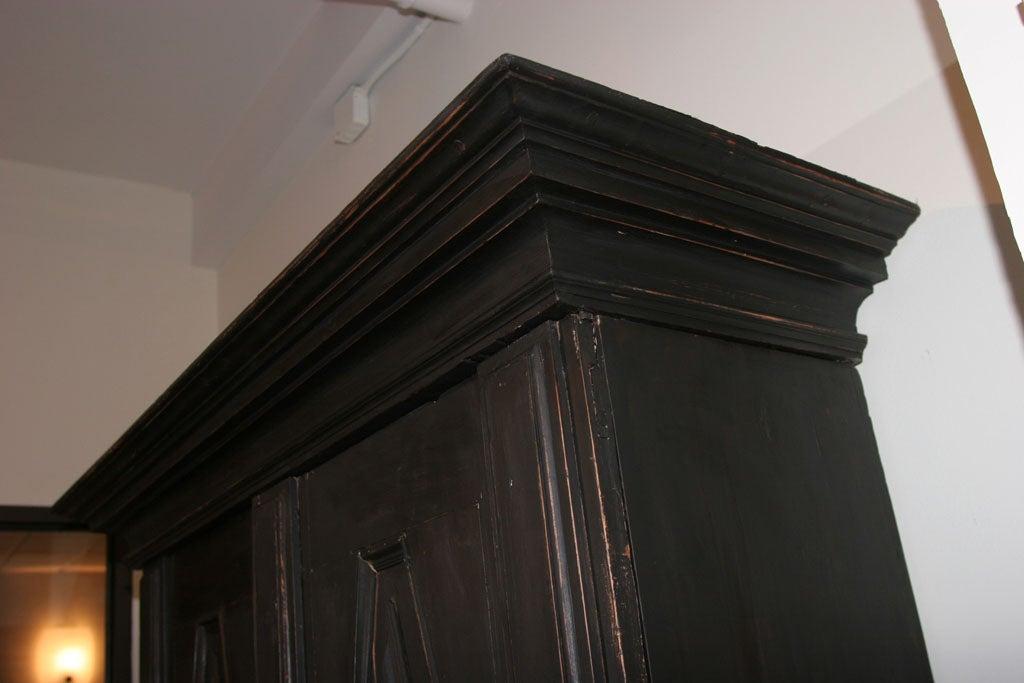 Swedish Baroque Cabinet 2