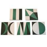 Ceramic Tiles by Gio Ponti