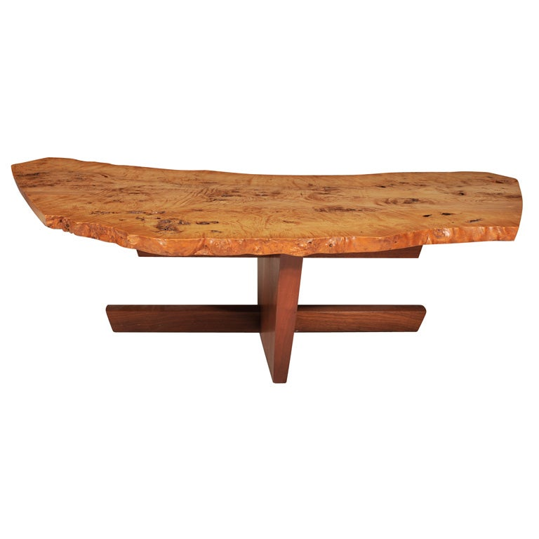 George Nakashima Coffee Table At 1stdibs