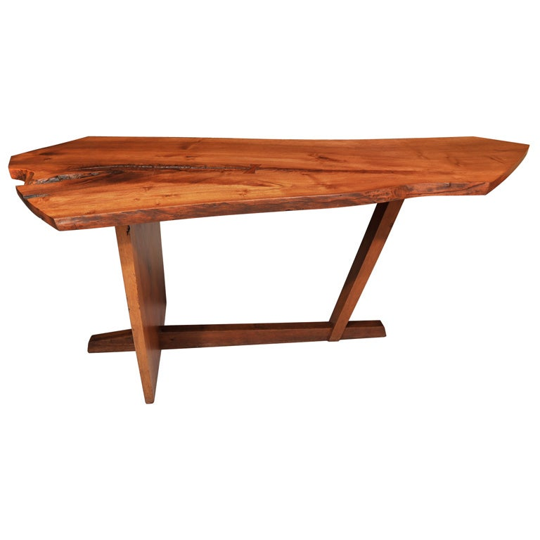 Minguren Desk by George Nakashima