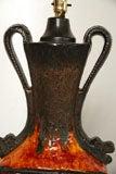 Pair of  Ceramic  Table Lamps thumbnail 7