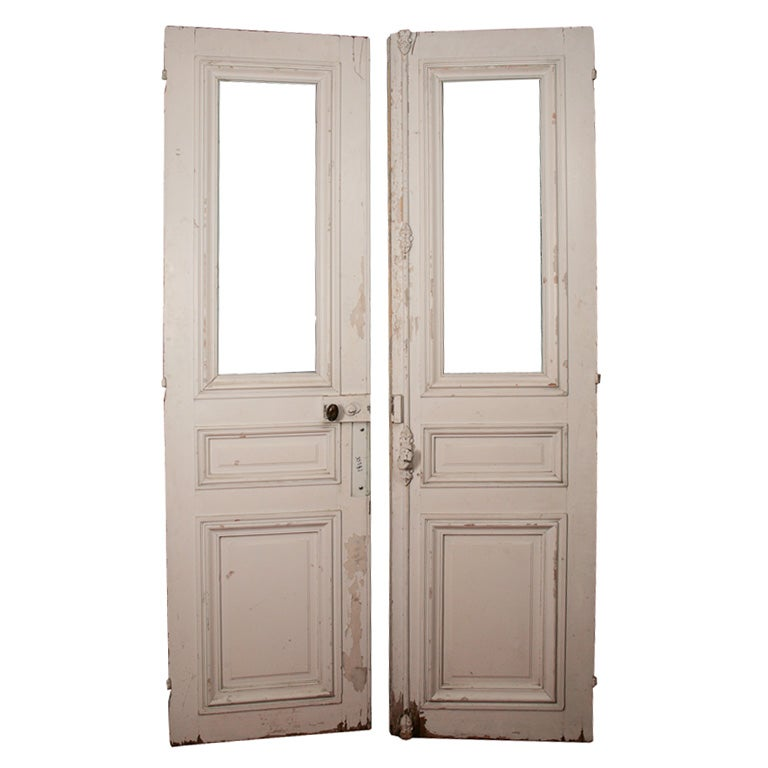 Pair of Louis XVI Style Doors