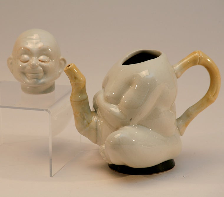 Novelty Teapot With Phallic Spout At 1stdibs