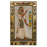 Egyptian Revival Plaque