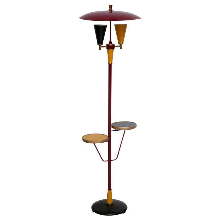 Boris Lacroix Floor Lamp
