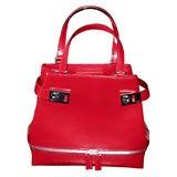 Salvatore Ferragamo Red Day Bag