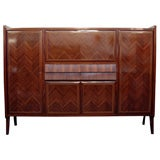 Dassi Credenza or Bar made in Italy in 1950