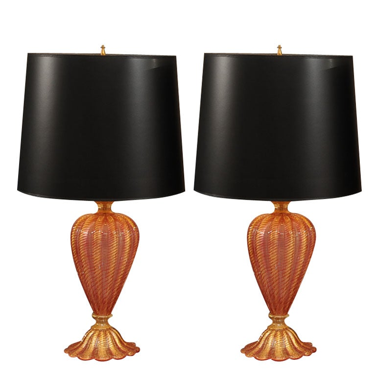 barovier and toso murano lamps at 1stdibs