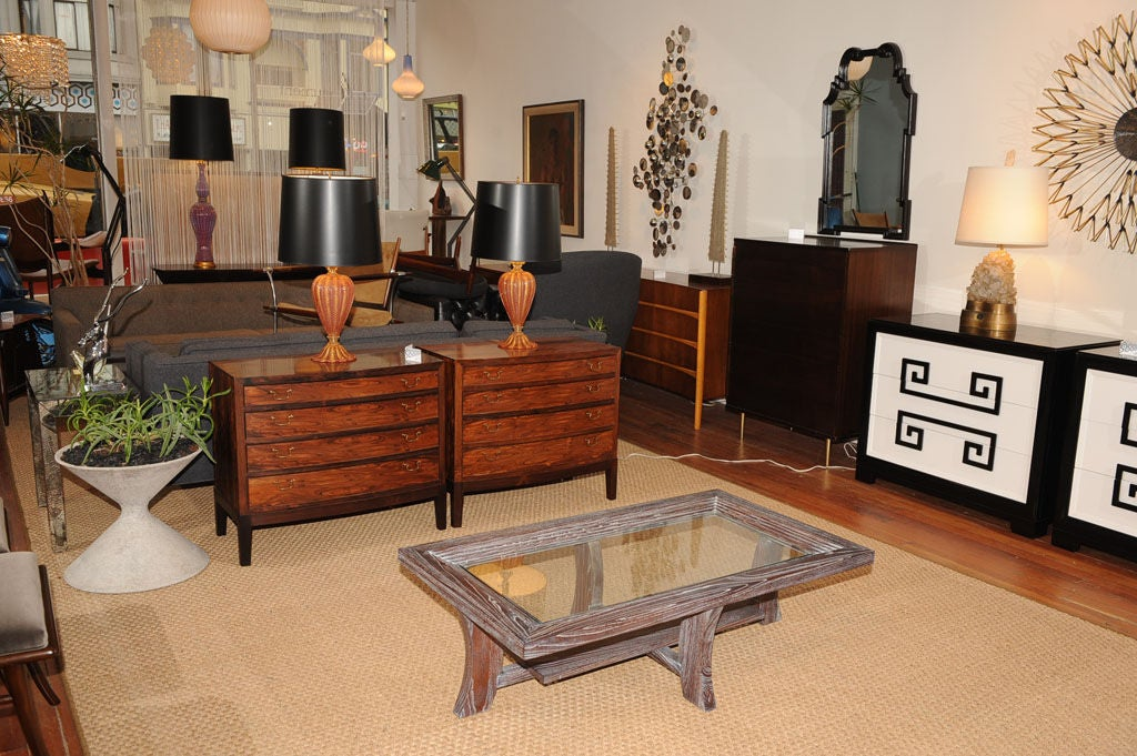 Mid-Century Modern Paul Frankl Coffee Table For Sale