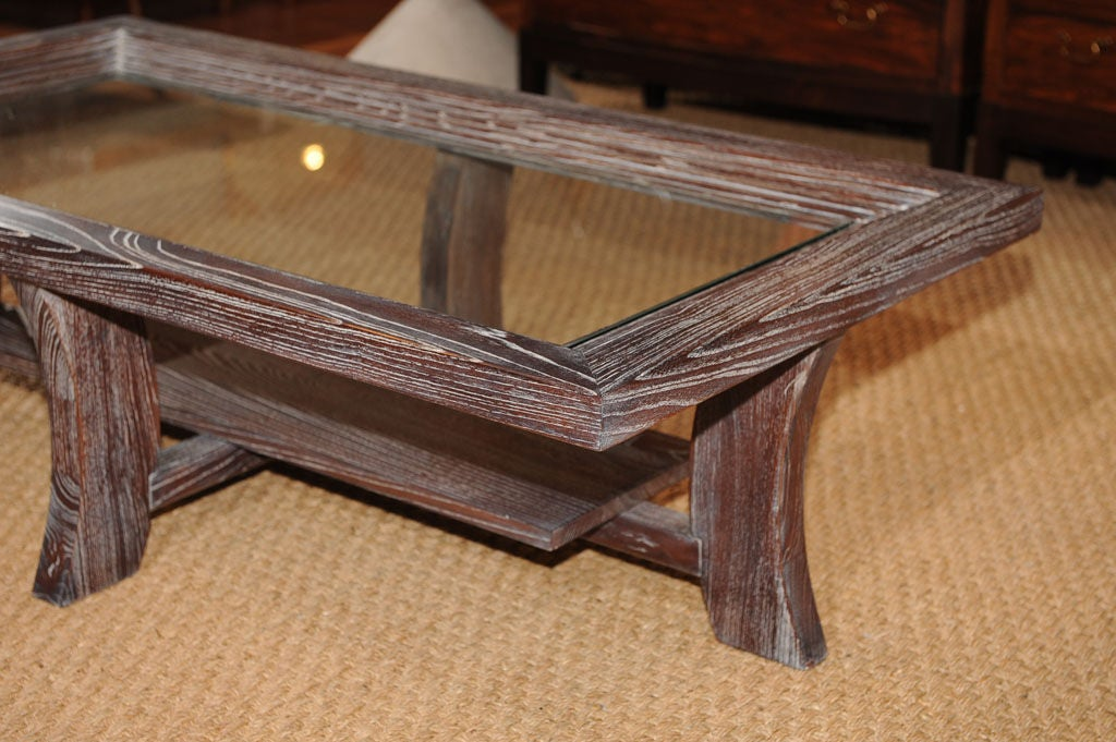 Mid-20th Century Paul Frankl Coffee Table For Sale