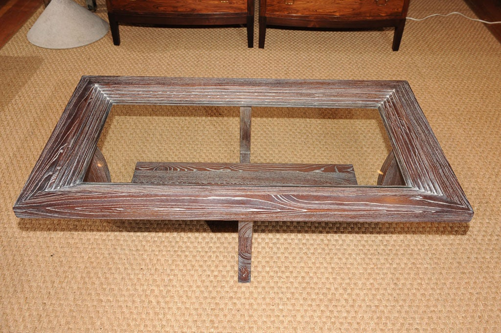Paul Frankl Coffee Table For Sale 1