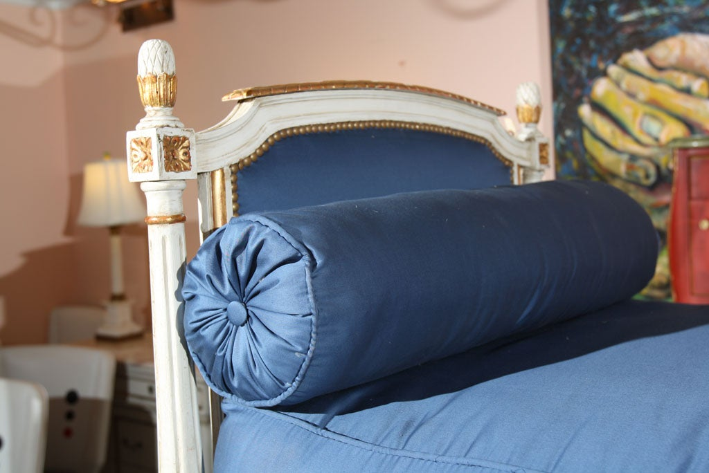Louis XVI Style Daybed Stamped Jansen 9