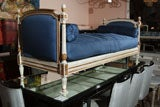 Louis XVI Style Daybed Stamped Jansen image 2