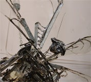 Wasp Sculpture thumbnail 8