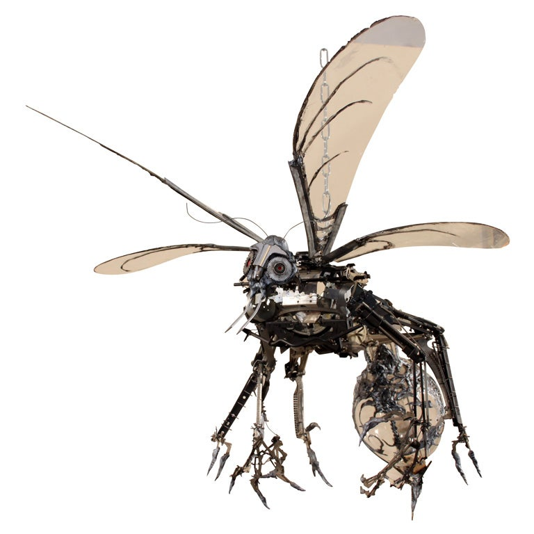 Wasp Sculpture