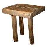 Handmade Belgian rough luxe table