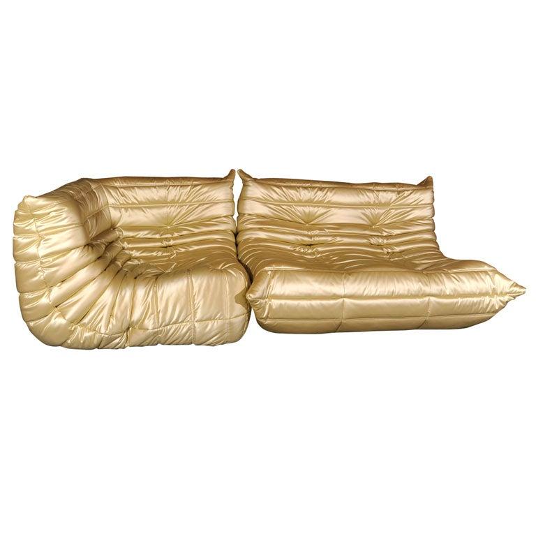 Iconic Togo Sofa By Michel Ducaroy For Ligne Roset