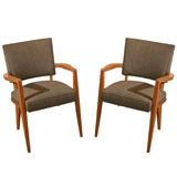Pair of Chairs by Maxime Old