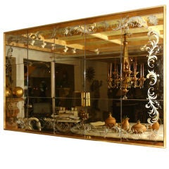 Jansen-Large Multipaneled Mirror