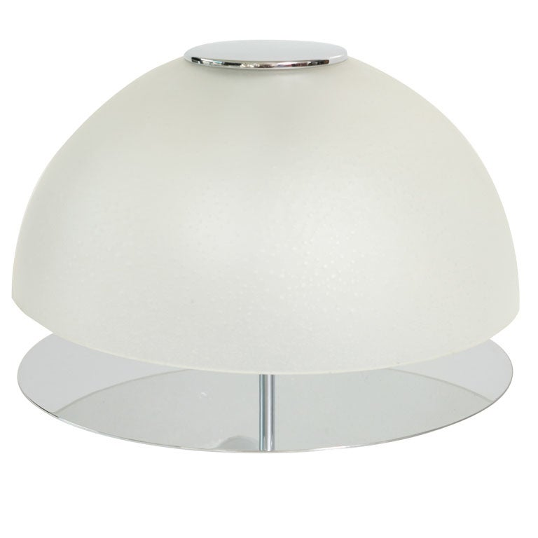 Dome Table Lamp By Pia Guidetti Crippa For Lumi Milan For Sale