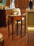 Fine Early 19th Century Marquetry Table image 10