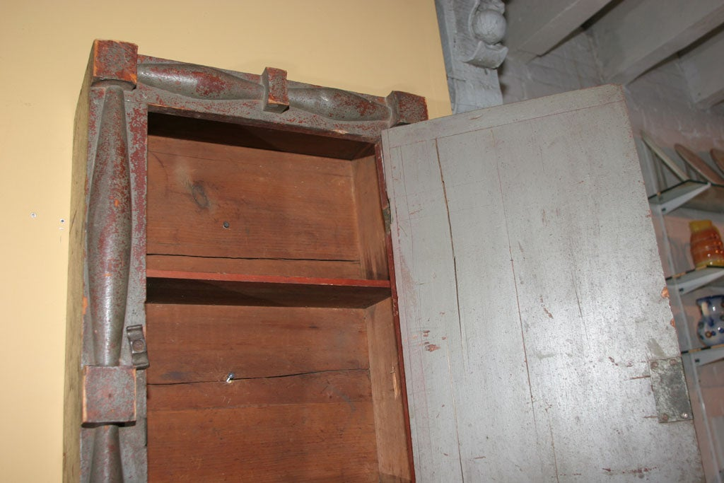 Federal Wall Cupboard. For Sale 4
