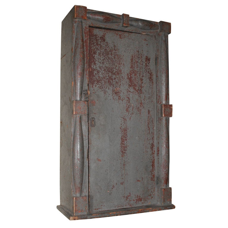 Federal Wall Cupboard. For Sale