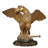 American (New Hampshire) Carved Eagle