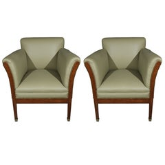 Vienna Secessionist Armchairs