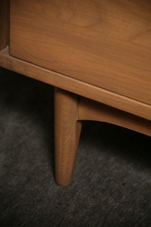 Danish Japanese Fusion Mid Century Dresser For Sale 5