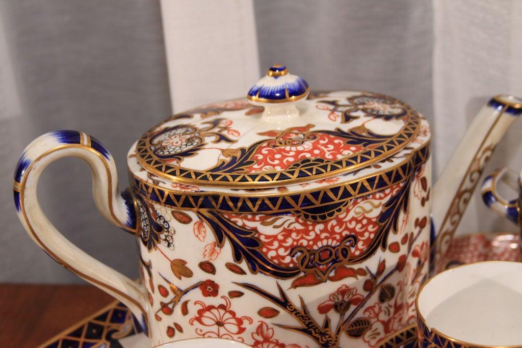 Royal Crown Derby Imari pattern tea set image 5
