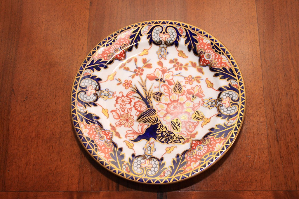 Royal Crown Derby Imari pattern tea set image 8