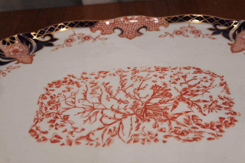 Royal Crown Derby Imari pattern tea set image 10