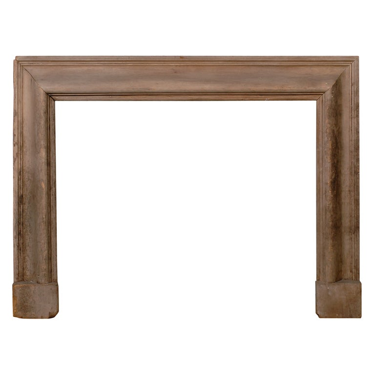 Early Bolection Molding Mantle At 1stdibs