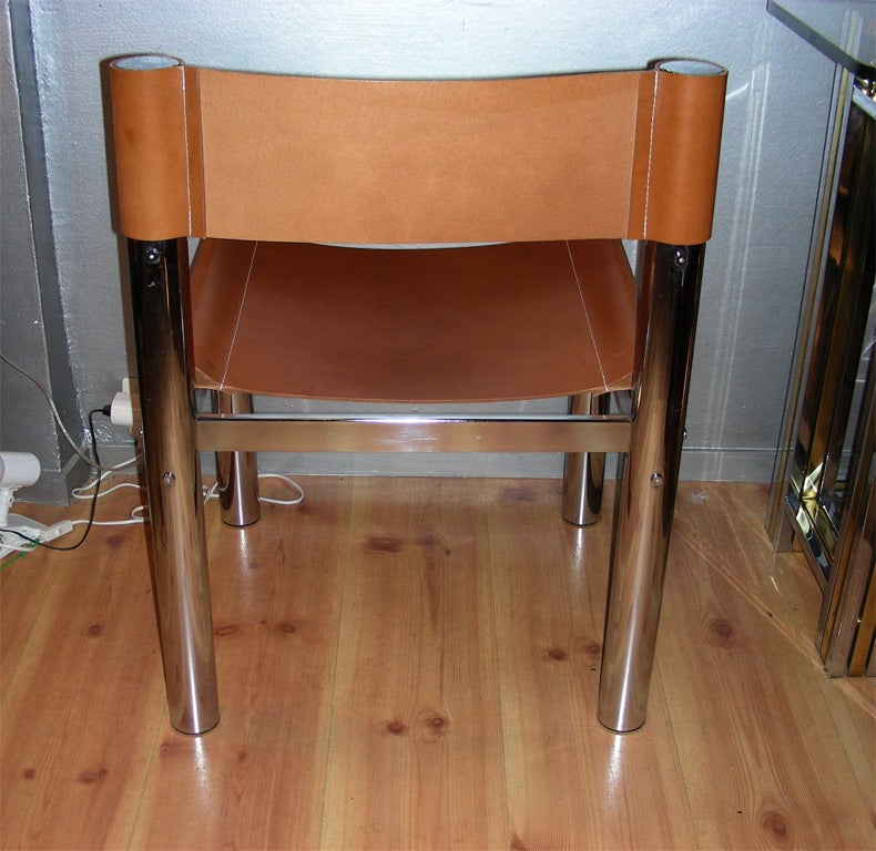 Late 20th Century Two 1970s Armchairs For Sale
