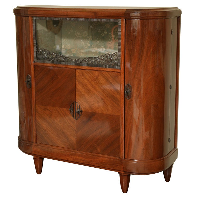 majorelle art deco vitrine at 1stdibs. Black Bedroom Furniture Sets. Home Design Ideas