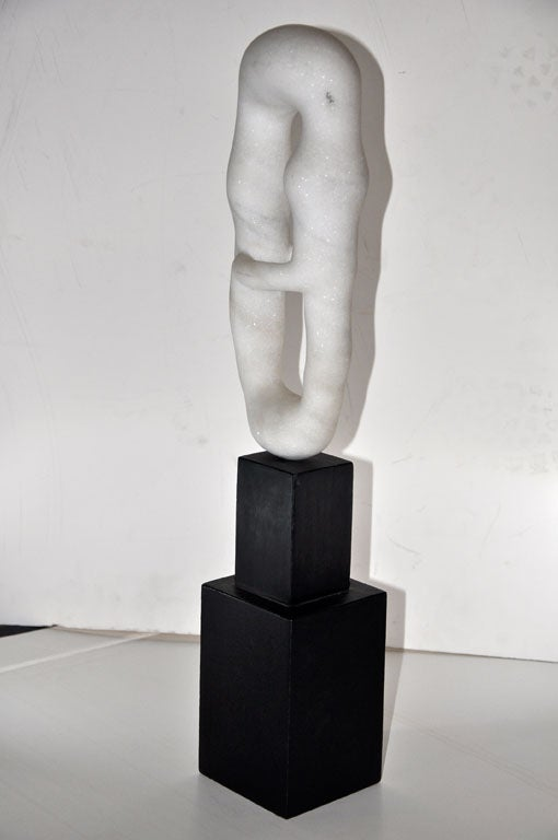 Abstract Sculpture by Toshiharu Kitagawa In Excellent Condition For Sale In Los Angeles, CA