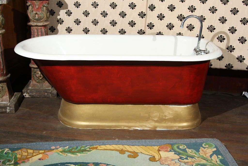 Cast Iron Bath Tub 3