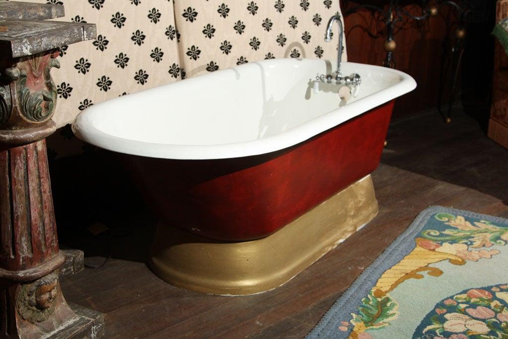 Cast Iron Bath Tub 4