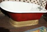Cast Iron Bath Tub image 6