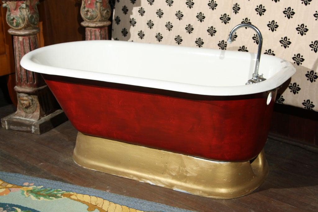 Cast Iron Bath Tub 2