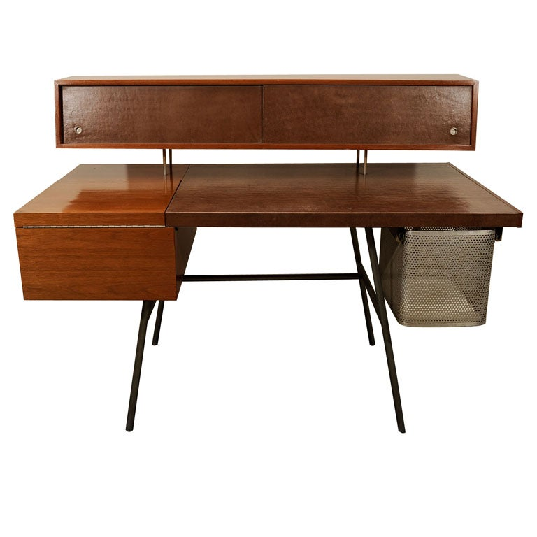 George Nelson for Herman Miller Associates Desk Model