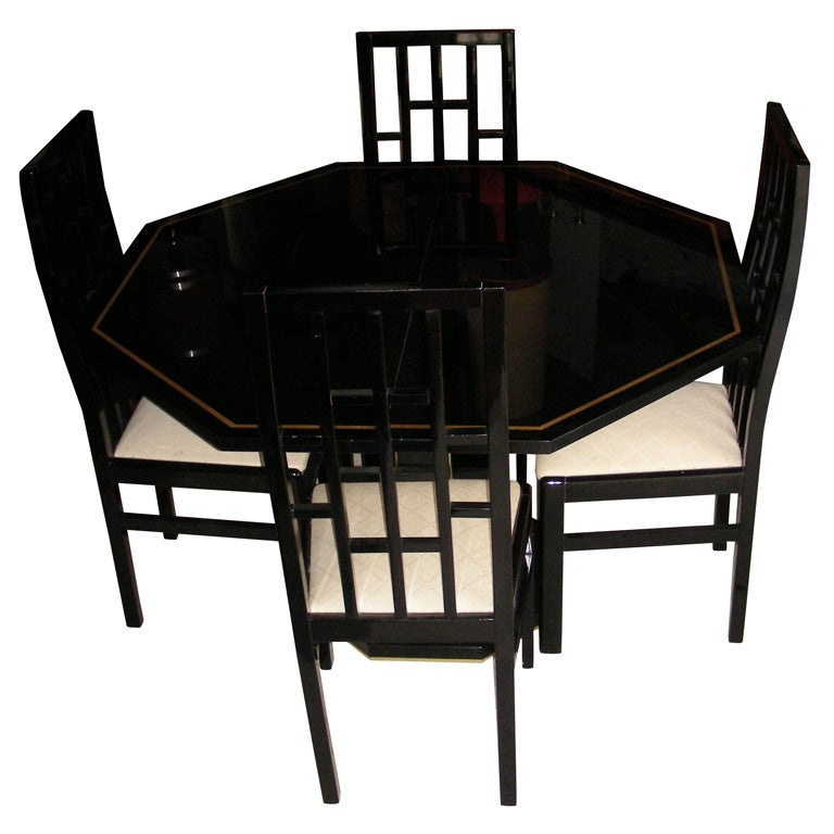 1970s dining room suite at 1stdibs for 1970 dining room set